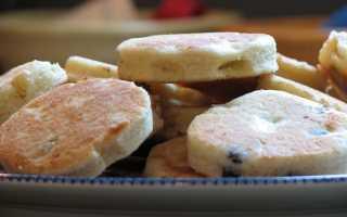 Уэльские оладьи – пошаговый рецепт с фото. Как приготовить