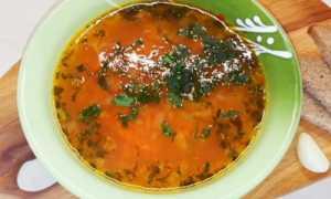 Быстрый суп с консервированной фасолью и шампиньонами – пошаговый рецепт с фото. Как приготовить