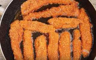 Куриные палочки в панировке – пошаговый рецепт с фото. Как приготовить