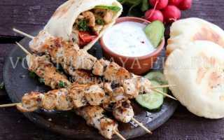 Сувлаки из курицы – пошаговый рецепт с фото. Как приготовить