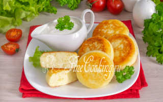 Картофельные сырники – пошаговый рецепт с фото. Как приготовить