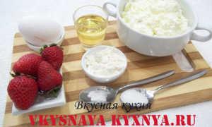 Сырники с клубникой – пошаговый рецепт с фото. Как приготовить