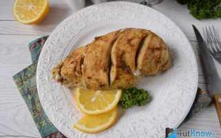 Куриная грудка в горчице – пошаговый рецепт с фото. Как приготовить