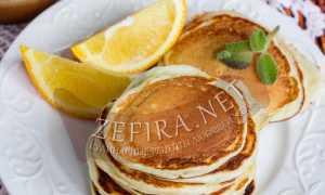 Творожные оладьи с апельсином – пошаговый рецепт с фото. Как приготовить