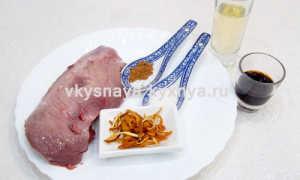 Утиная грудка в соусе терияки – пошаговый рецепт с фото. Как приготовить