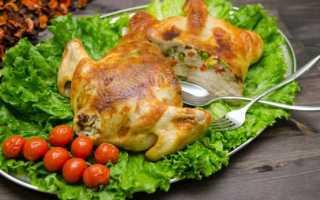 Курица в охотничьем стиле – пошаговый рецепт с фото. Как приготовить