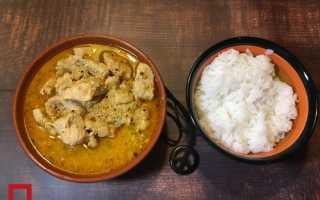 Индейка с соусом карри – пошаговый рецепт с фото. Как приготовить