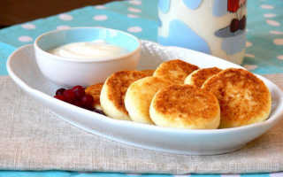 Ванильные сырники без манки – пошаговый рецепт с фото. Как приготовить