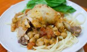 Курица с нутом и помидорами – пошаговый рецепт с фото. Как приготовить