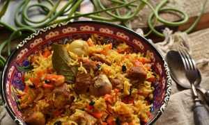 Рис в утятнице – пошаговый рецепт с фото. Как приготовить