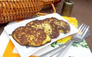 Оладьи из картофеля с кольраби – пошаговый рецепт с фото. Как приготовить