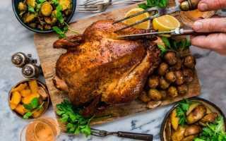 Копченая курица – пошаговый рецепт с фото. Как приготовить