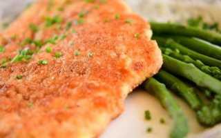 Шницель из курицы – пошаговый рецепт с фото. Как приготовить