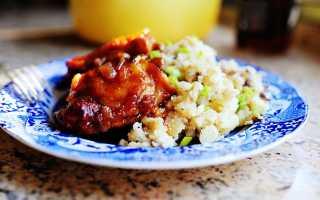 Курица в персиковом соусе – пошаговый рецепт с фото. Как приготовить