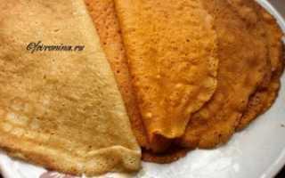 Блины по-немецки – пошаговый рецепт с фото. Как приготовить