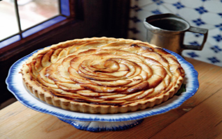 Пирог из спелых яблок – пошаговый рецепт с фото. Как приготовить