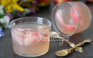 Желе яблочное. – пошаговый рецепт с фото. Как приготовить