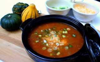 Суп с курицей и перцем чили – пошаговый рецепт с фото. Как приготовить