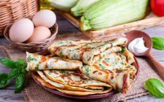 Блинчики из кабачков с сыром – пошаговый рецепт с фото. Как приготовить