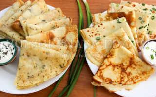 Блины на сыром картофеле – пошаговый рецепт с фото. Как приготовить