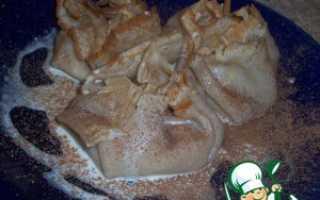 Фруктовые блинчики – пошаговый рецепт с фото. Как приготовить