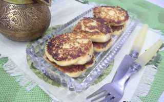 Медовые сырники – пошаговый рецепт с фото. Как приготовить