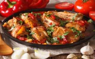 Чахохбили (рагу из курицы) – пошаговый рецепт с фото. Как приготовить