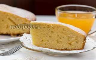 Простой ванильный пирог – пошаговый рецепт с фото. Как приготовить