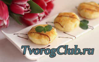 Сырники без яиц – пошаговый рецепт с фото. Как приготовить