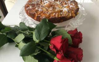 Морковный пирог с яблоками – пошаговый рецепт с фото. Как приготовить