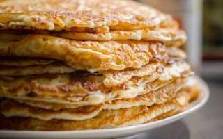 Вкусные блинчики на майонезе – пошаговый рецепт с фото. Как приготовить