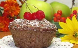 Кексы без муки – пошаговый рецепт с фото. Как приготовить