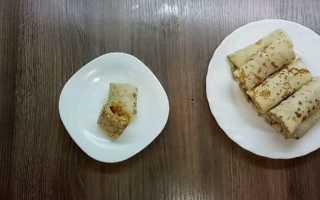 Блинчики полосатики с капустой – пошаговый рецепт с фото. Как приготовить