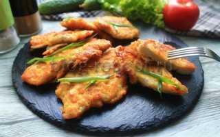 Куриные отбивные в панировке – пошаговый рецепт с фото. Как приготовить