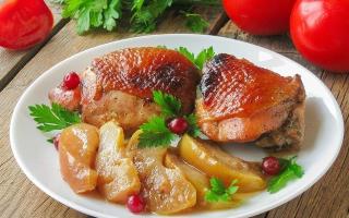 Куриные бедрышки, запеченные под сырной корочкой – пошаговый рецепт с фото – для духовки