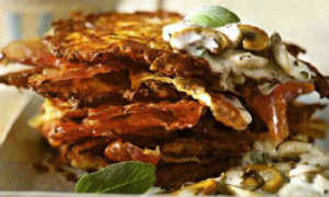Картофельные драники с беконом – пошаговый рецепт с фото. Как приготовить