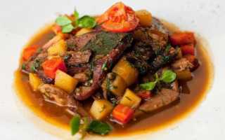 Индейка с овощами – пошаговый рецепт с фото. Как приготовить