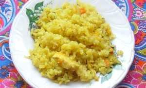 Бурый рис в мультиварке – пошаговый рецепт с фото – для мультиварки