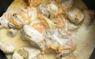 Мясо индейки в мультиварке – пошаговый рецепт с фото – для мультиварки