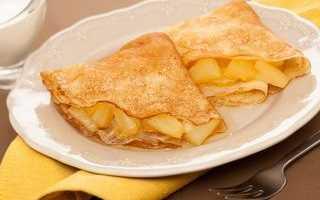 Блины с ананасами – пошаговый рецепт с фото. Как приготовить