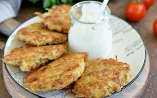 Деруны кабачковые с чесноком и укропом – пошаговый рецепт с фото. Как приготовить
