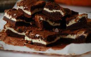 Шоколадный пирог с творожно-сливочным кремом – пошаговый рецепт с фото. Как приготовить