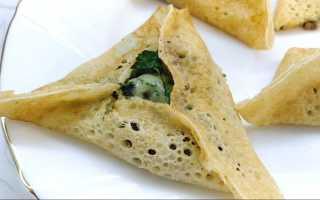 Арабские блины Катаеф с грибами и сыром – пошаговый рецепт с фото. Как приготовить