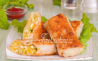 Блинчики с рисом и маком – пошаговый рецепт с фото. Как приготовить