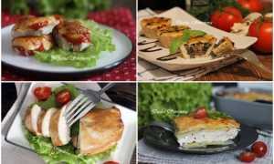 Куриное филе по-европейски – пошаговый рецепт с фото – для духовки