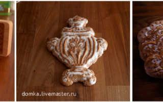 Пряники с повидлом – пошаговый рецепт с фото. Как приготовить