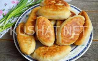 Пирожки с мясом на айране, или кефире – пошаговый рецепт с фото. Как приготовить
