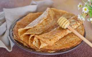 Пряничные блины – пошаговый рецепт с фото. Как приготовить