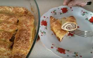 Блины с яичной начинкой – пошаговый рецепт с фото. Как приготовить