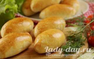 Пирожки за 5 минут – пошаговый рецепт с фото. Как приготовить